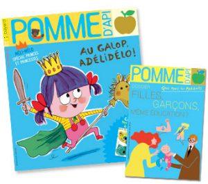 """""""Dors, je le veux !"""", supplément pour les parents, Pomme d'Api n°625, mars 2018. Texte : Joséphine Lebard, illustrations : Jean-Louis Cornalba."""