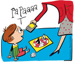 Nos téléphones et nos enfants - Cahier pour les Parents - Pomme d'Api, janvier 2014