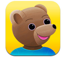 Appli - Le grand imagier de Petit Ours Brun (iPhone/iPad)