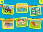 """Une nouvelle application pour enfant : """"Joue et apprends avec Petit Ours Brun, les animaux de la ferme"""""""