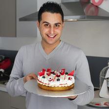 La recette du gâteau d'anniversaire du chef Mounir en exclusivité pour Pomme d'Api ! © Hélène David