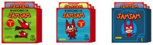 Packs numériques de Samsam