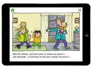 Les aventures de la famille Choupignon dans le J'aime lire Store