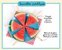"""Les recettes de Pomme d'Api : """"L'apéro rigolo !"""" - Conception, réalisation et stylisme : Charlotte Vannier. Photos : Didier Bizet. Pomme d'Api, juillet 2016"""