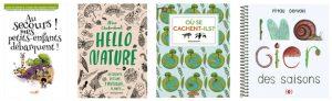 """""""Tous dehors !"""", supplément pour les parents du magazine Pomme d'Api d'avril 2017. Texte : Anne Bideault. Illustrations : Pascal Lemaître."""