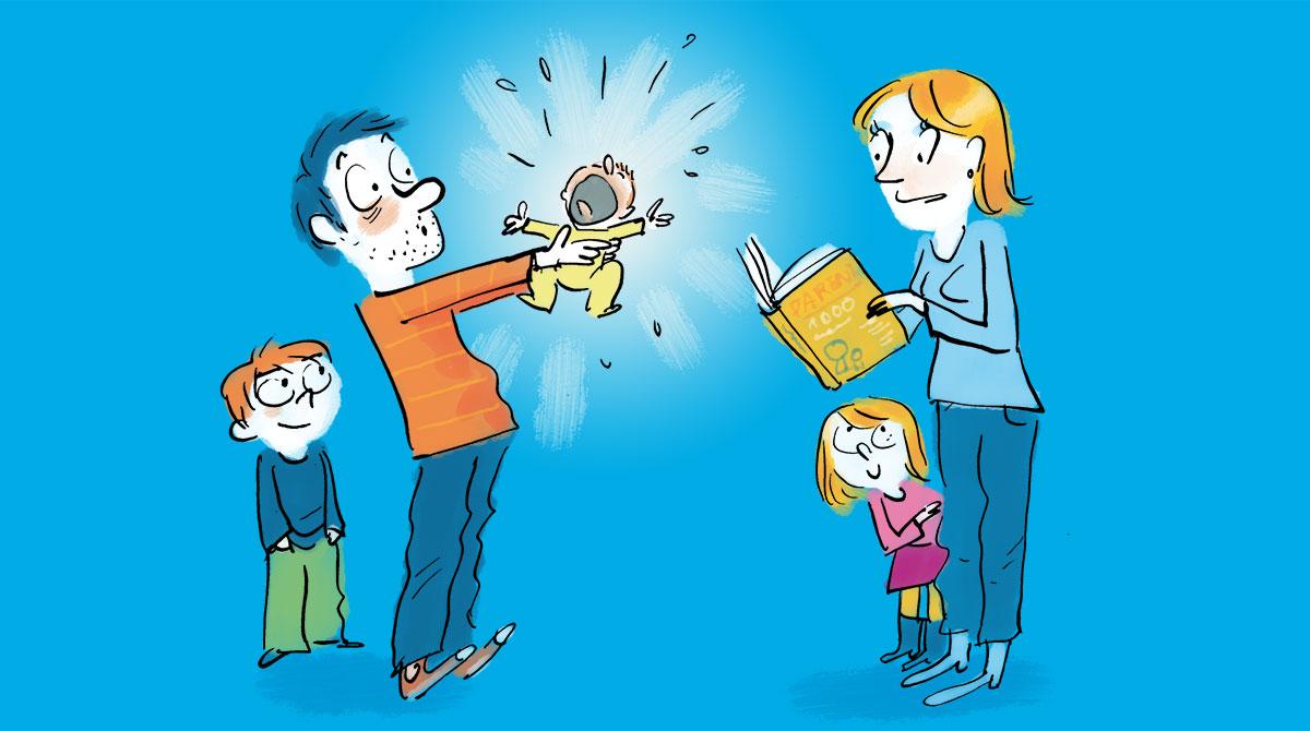 Etre parent, ça s'apprend
