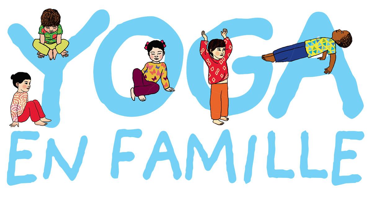 Pourquoi y'a-t-il du yoga dans Pomme d'Api ?