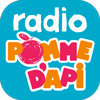 Logo de l'application radio Pomme d'Api