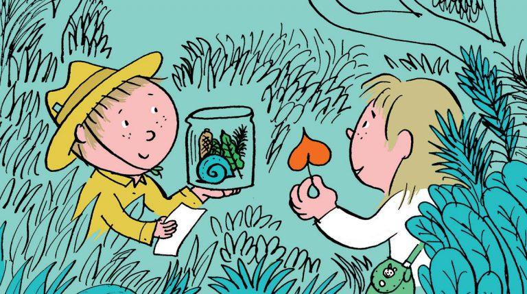 7 idées pour découvrir la nature en famille