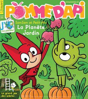 Pomme d'Api n°554 - avril 2012