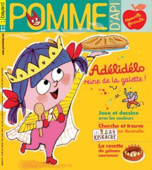Pomme d'Api n°611 - janvier 2017