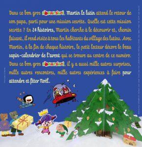 Sommaire Pomme d'Api décembre 2012 n° 562