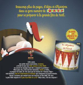 Sommaire Pomme d'Api décembre 2013 n° 574