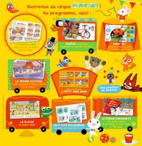 Sommaire Pomme d'Api mai 2012 n° 555