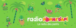 Radio Pomme d'Api, la nouvelle webradio des petits !