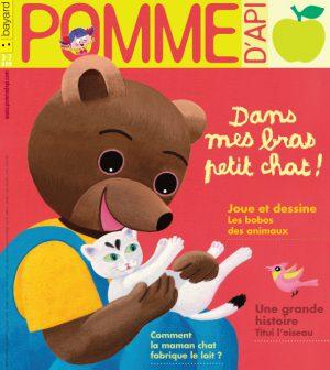 Couverture Pomme d'Api mai 2017, n°615