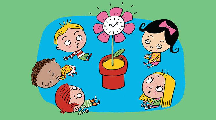 Et si on cultivait la patience avec nos enfants ? Illustration : Pierre Fouillet
