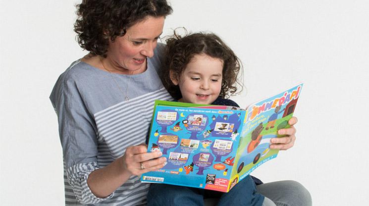 Comment aider son enfant à enrichir son vocabulaire ? Photo : Hervé Teillet