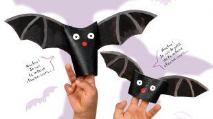 Bricolage Pour Halloween Les Petits Monstres De Papier