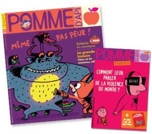 Pomme d'Api et son supplément pour les parents, n° 621, novembre 2017