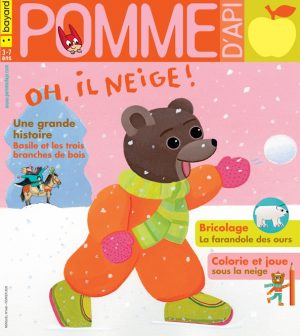Couverture du magazine Pomme d'Api, n°648, février 2020