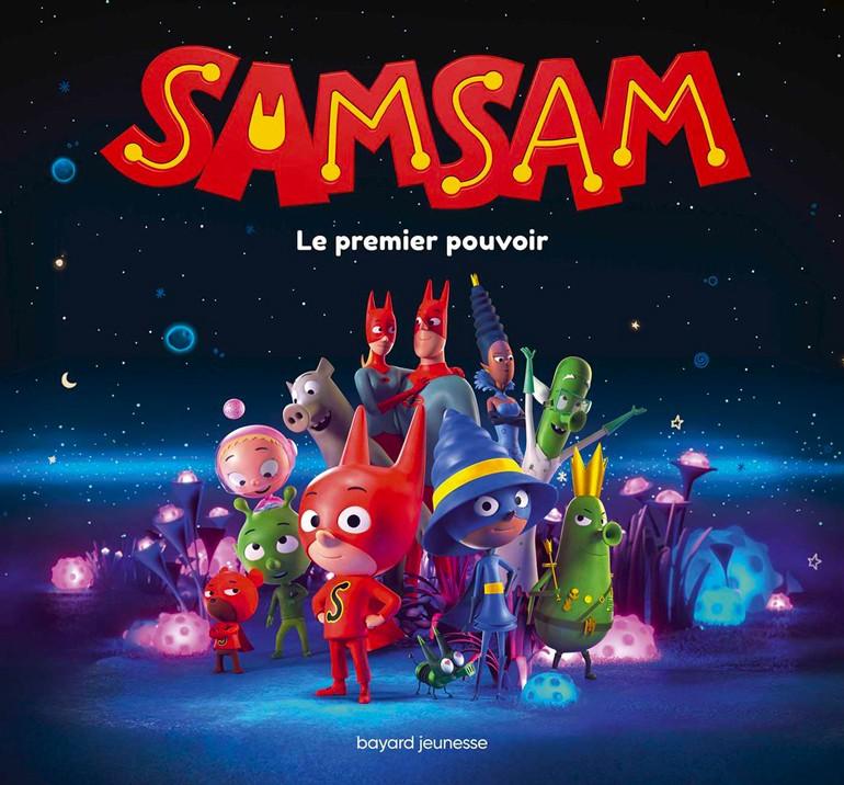 SamSam, le premier pouvoir