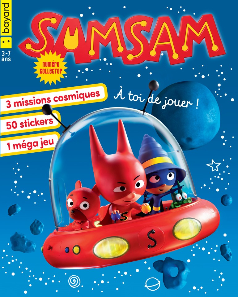 SamSam numéro collector