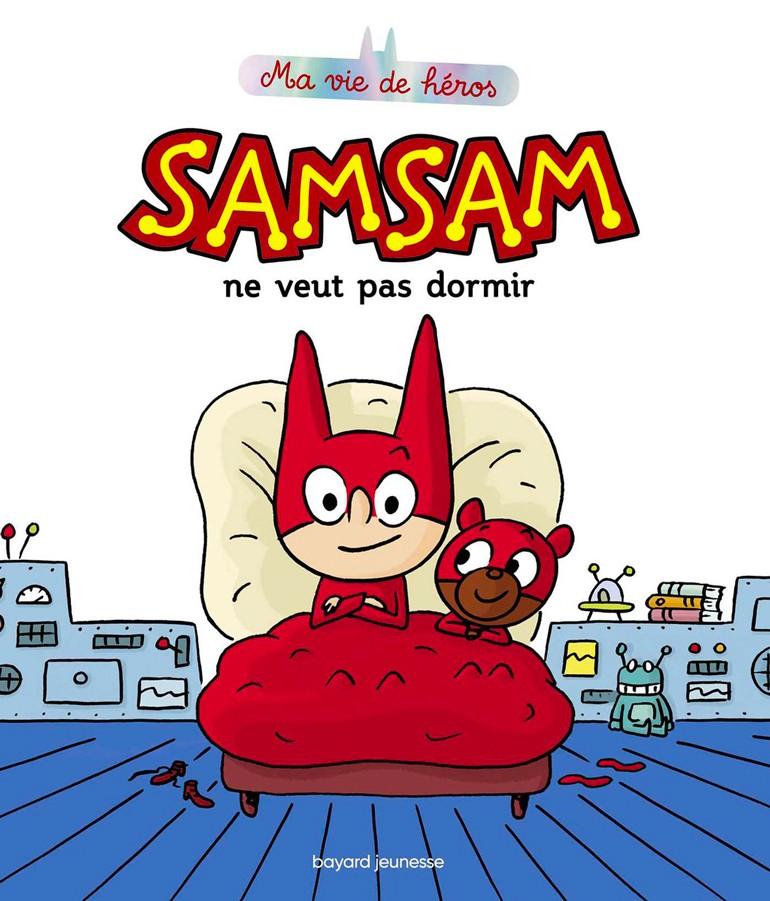 SamSam ne veut pas dormir