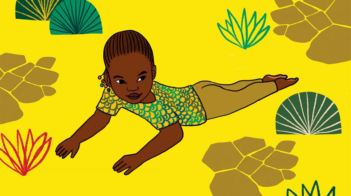 Conception et textes : Élisabeth Jouanne. Illustrations : Ilya Green. Supplément pour les parents, Pomme d'api n°642, août 2019