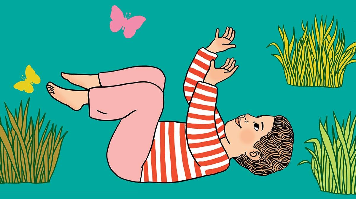 Conception et textes : Élisabeth Jouanne. Illustrations : Ilya Green. Supplément pour les parents, Pomme d'api n°650, avril 2020