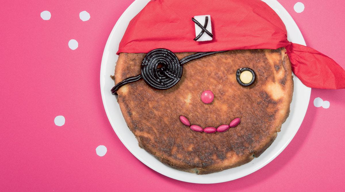Recette : gâteau pirate Pomme d'Api n°630