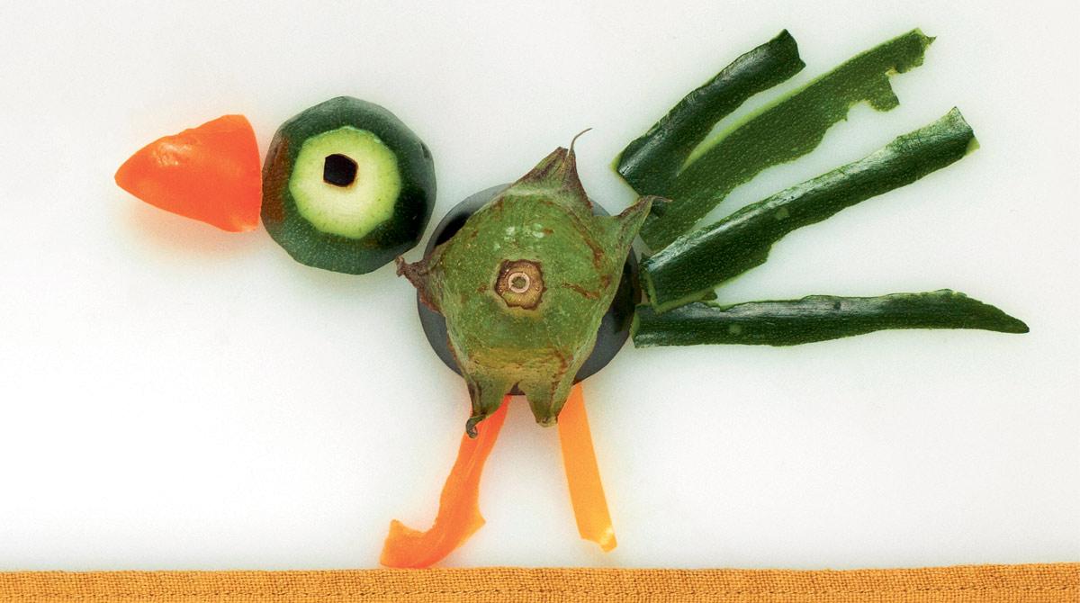 Bricolage : artistes en cuisine n°651 Pomme d'Api