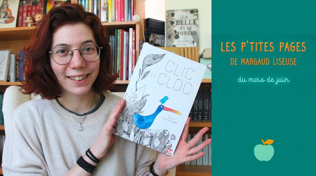 Les p'tites pages de Margaud Liseuse - Conseils de lecture pour enfants, juin 2020 - Pomme d'Api