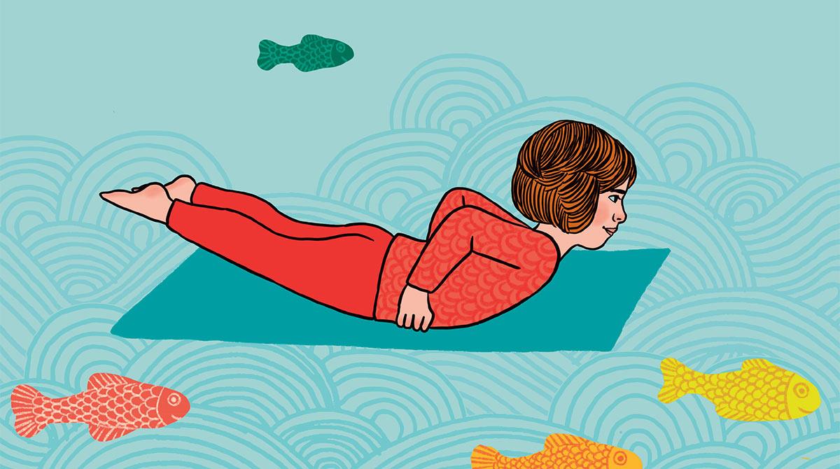 Illustrations : Ilya Green. Pomme d'Api, n°653, juillet 2020.