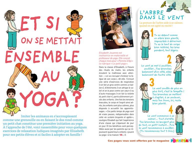 Laurence Gualtieri - Conception : Elisabeth Jouanne - Illustrations : Ilya Green - Cahier parents du numéro de juin 2013 du magazine