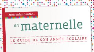couverture du guide Pomme d'Api : l'entrée à l'école maternelle