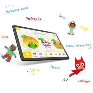 Bayam, l'application ludo-éducative pour les enfants de 3 à 10 ans