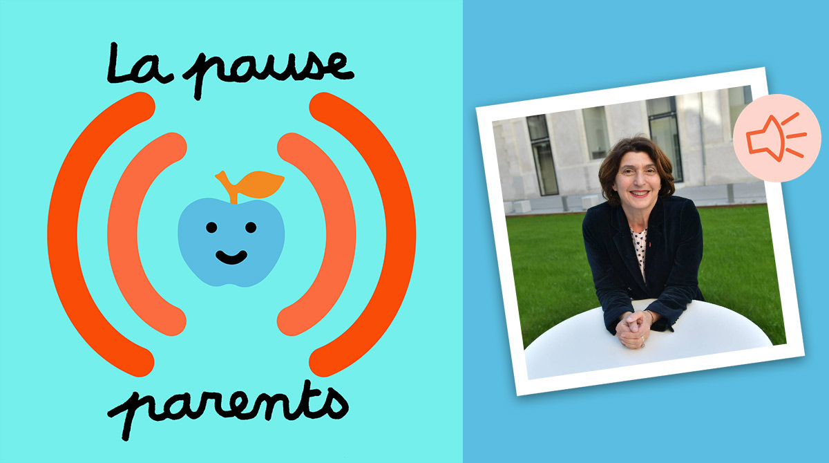 "Sophie Marinopoulos - podcast ""La pause parents"""
