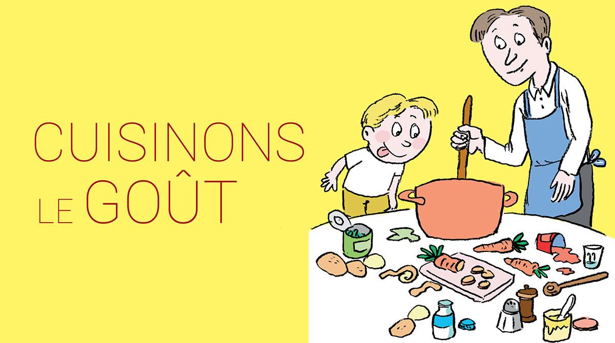 Illustration : Muzo. IY a-t-il une recette magique pour que les enfants mangent de tout?