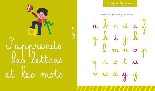 """""""Ma maison Montessori"""" : j'apprends les lettres et les mots"""