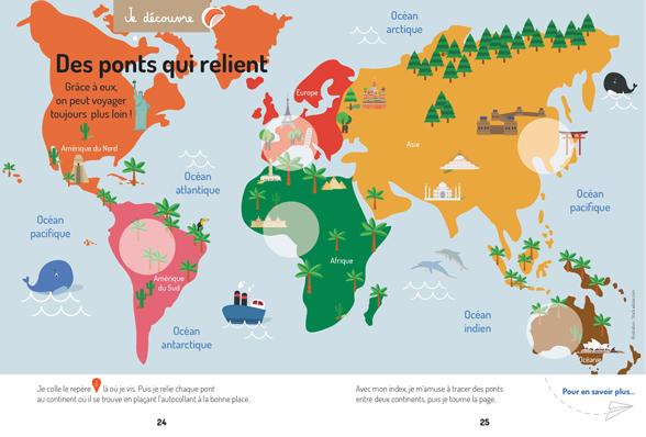 """Ma maison Montessori"" : je découvre le monde"